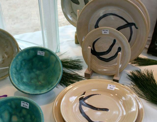 Holiday Pottery Show and Sale 2013